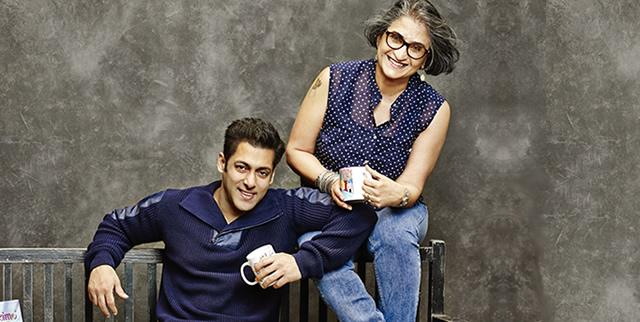 Salman raises his voice