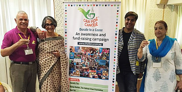 Tata Memorial Hospital hosts an Adda