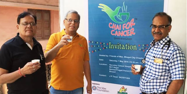 CFC Adda in Bhopal 7-8 May