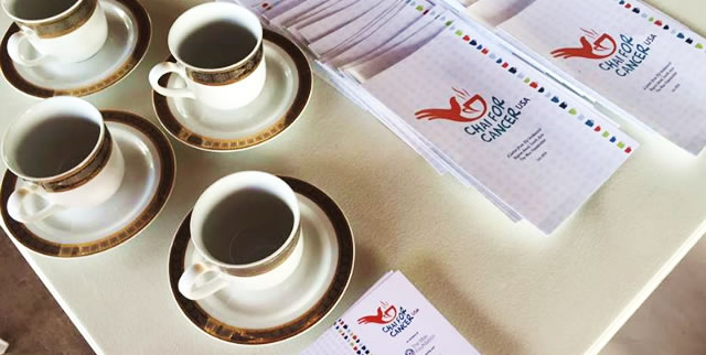 Giving spans continents: Chai for Cancer USA