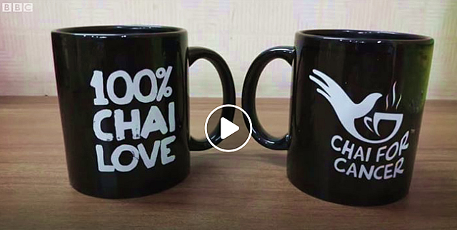 BBC News Marathi covers Chai For Cancer