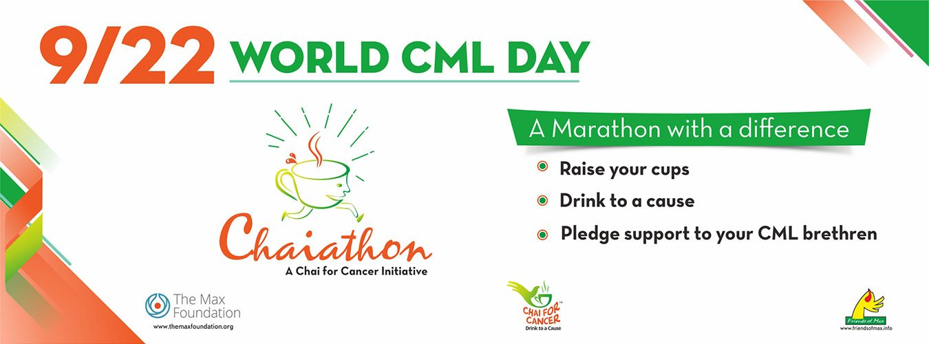 Chaiathon – 22nd September