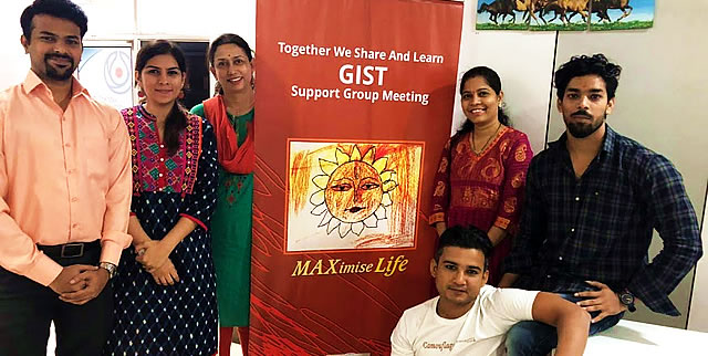 GIST Meeting and CFC Adda- 14th December 2019