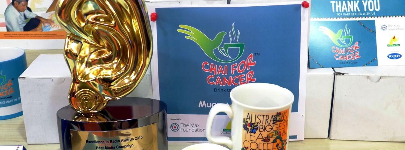 RED FM radio award