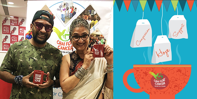 A Conversation on Chai for Cancer