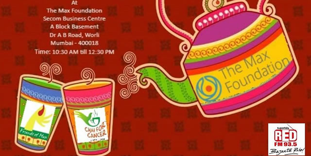 Open House Chai for Cancer Adda