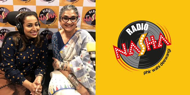 Radio Nasha interview