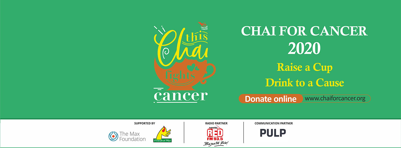 Chai For Cancer 2020
