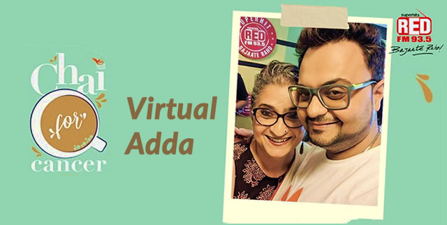 Join us for a 'Virtual Adda'