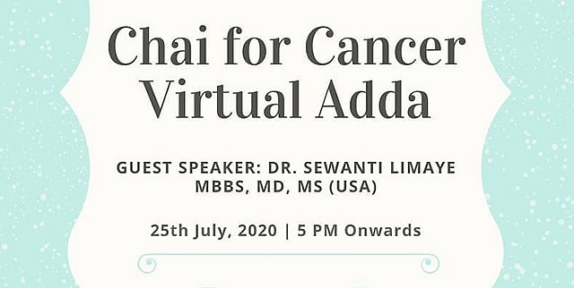 Virtual Adda, 25th July 2020