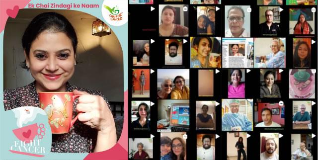 Rohini's Virtual Campaign